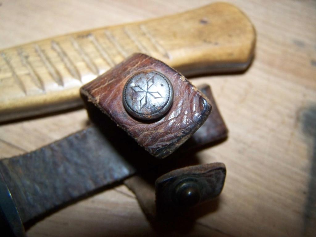 Poignard allemand WW1  02111
