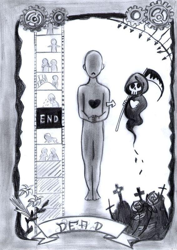 Mes dessins Dead10