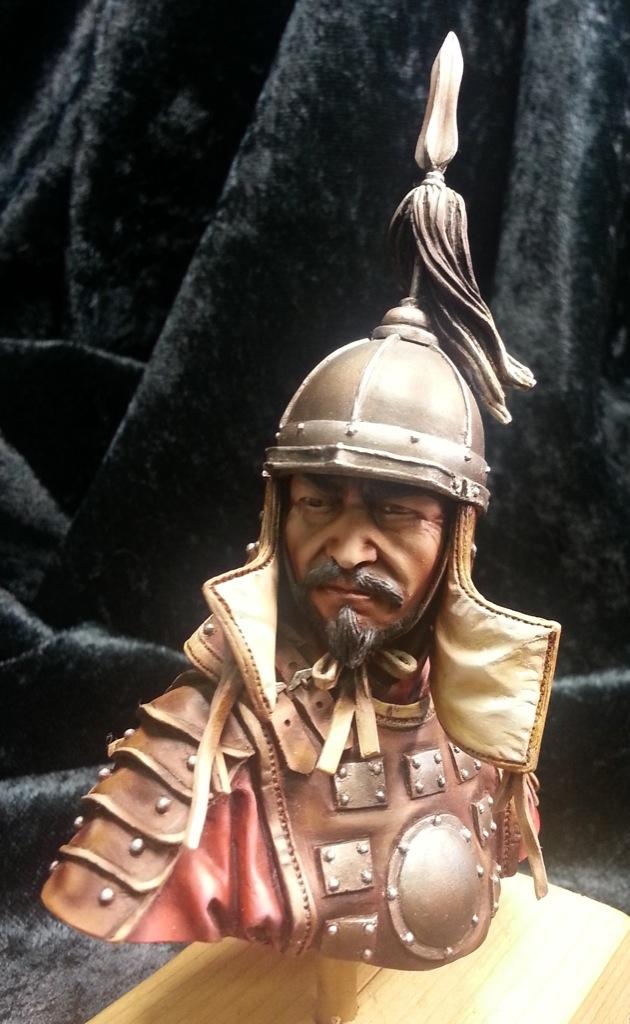 une escouade d'archers mongols... Emmanu10