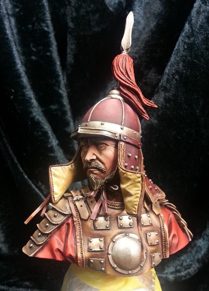 une escouade d'archers mongols... Fabric10