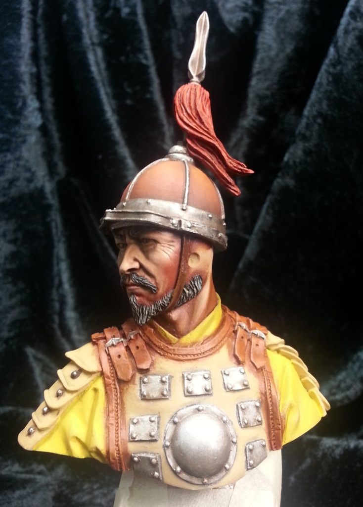 une escouade d'archers mongols... Xavier11