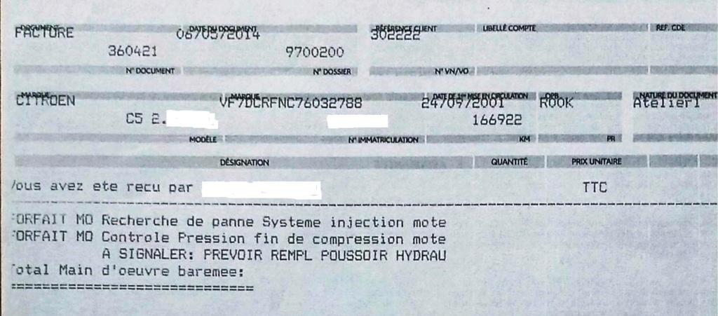 [Citroën C5 2.0 essence an 2001] Vérif. compression moteur 2018_110