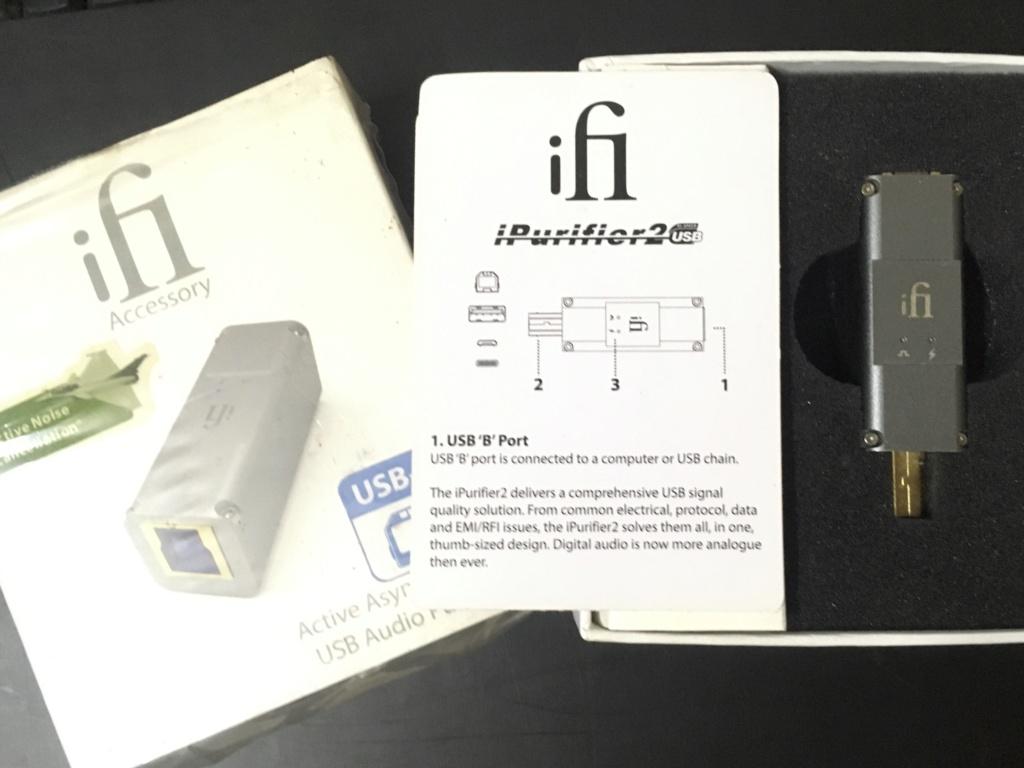 Ifi Audio USB Ipurifier2 Img_7213