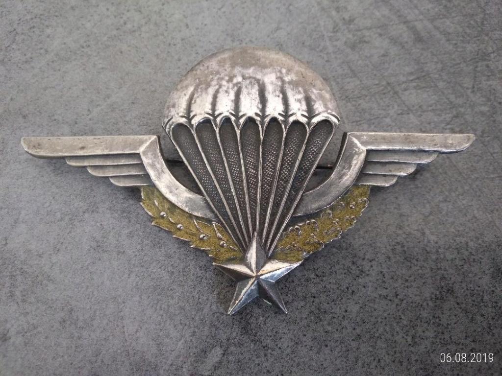 brevet parachutiste Brevet11