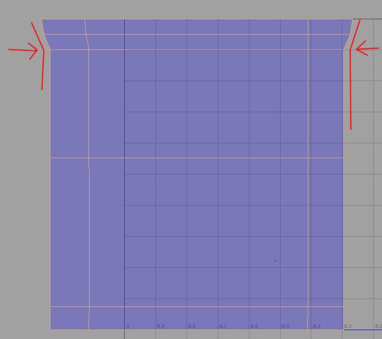 [Apprenti] Maya - Déplier et texturer un objet. 1210