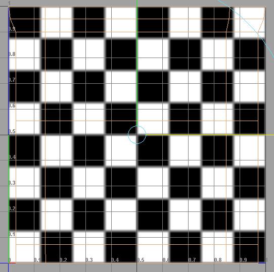 [Apprenti] Maya - Déplier et texturer un objet. 910