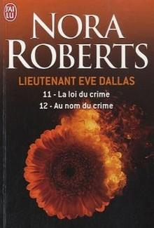 Tome 11 : La Loi du crime de Nora Roberts Sans_t20