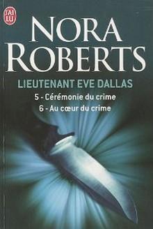 Tome 5 : Cérémonie du crime de Nora Roberts Sans_t26