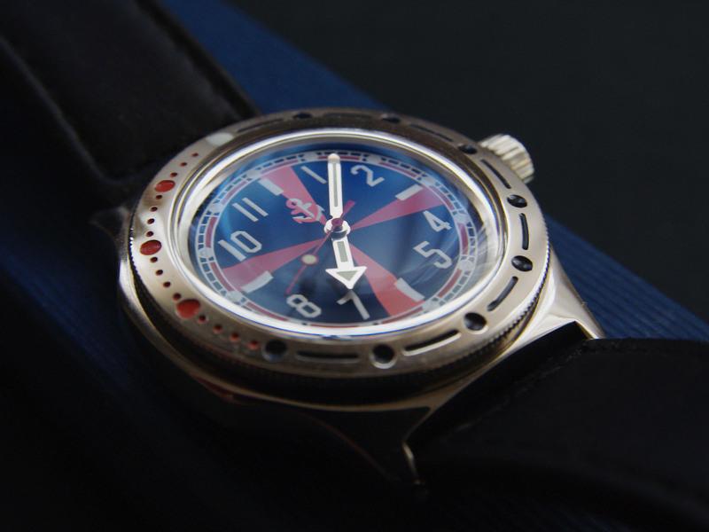 Un petit nouveau et une nouvelle montre.... Imgp2516