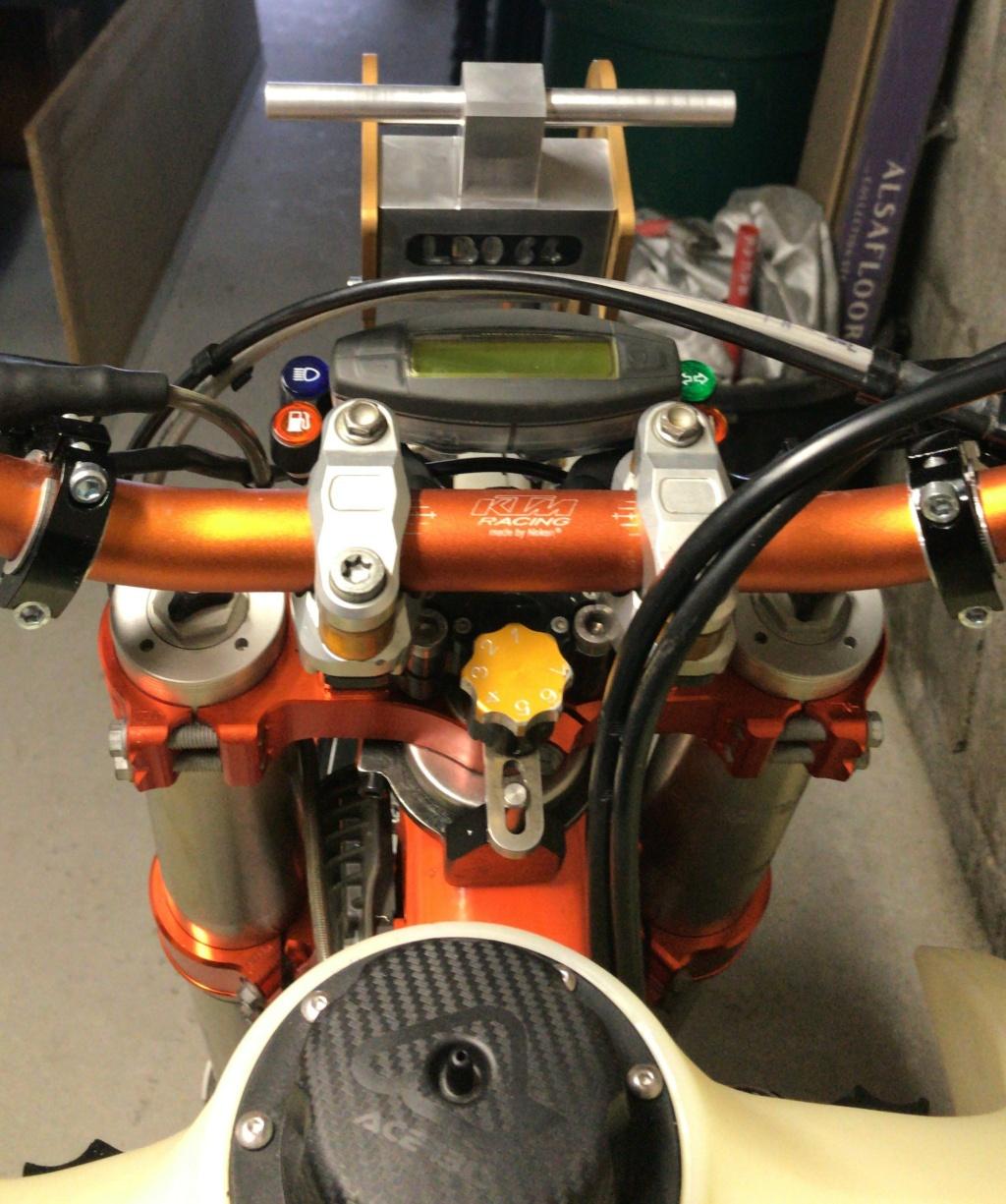 Prépa 450 EXC-F en RALLYE RAID VERSION MAISON Img_2010