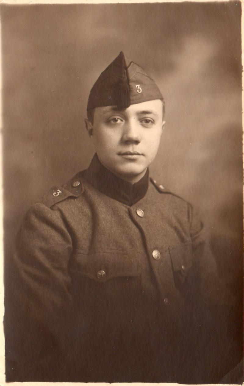 CPA soldat belge Lot_1213