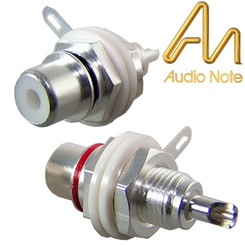 Audio note silver rca socket  Audion10