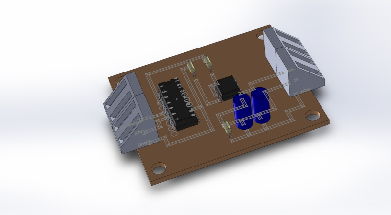Pilotage d'un variateur low cost de broche sous Linux CNC / EMC2 Pwm_to10