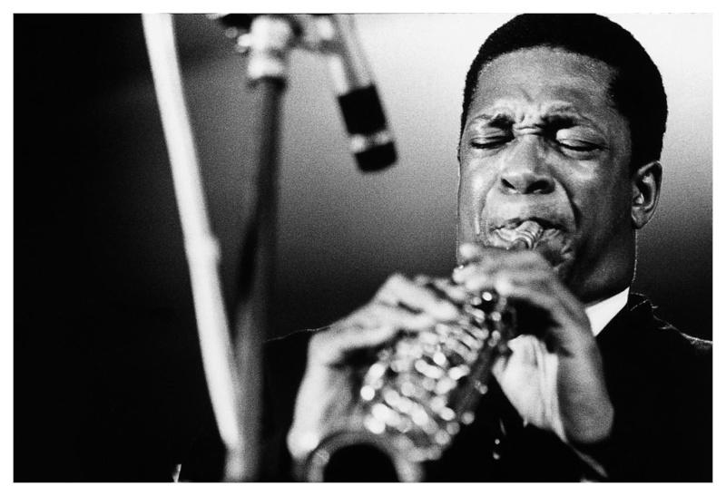 John Coltrane en images John-c12