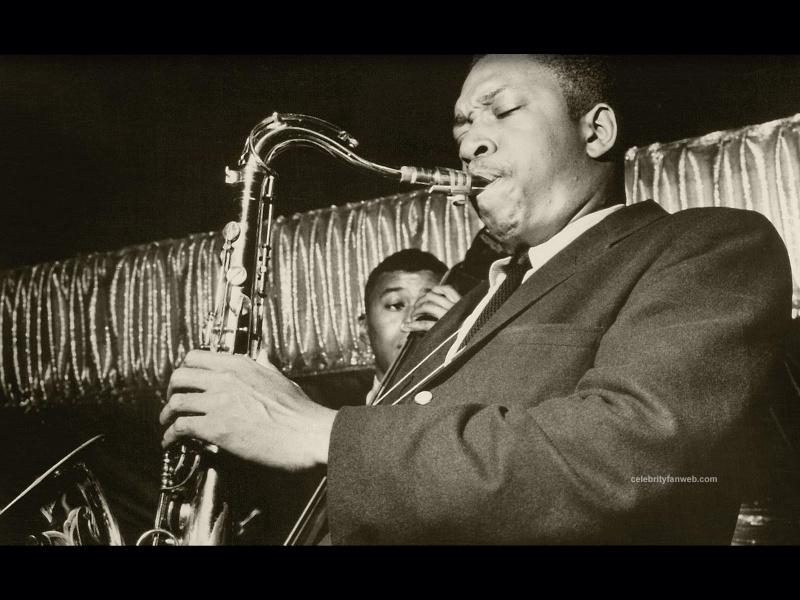 John Coltrane en images John-c13