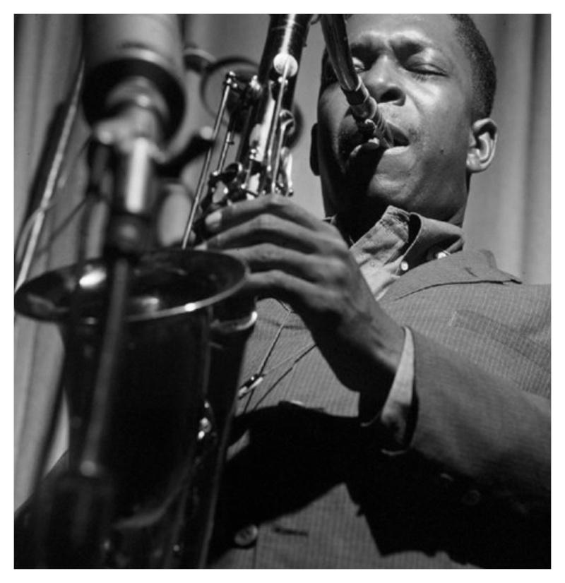 John Coltrane en images John-c14