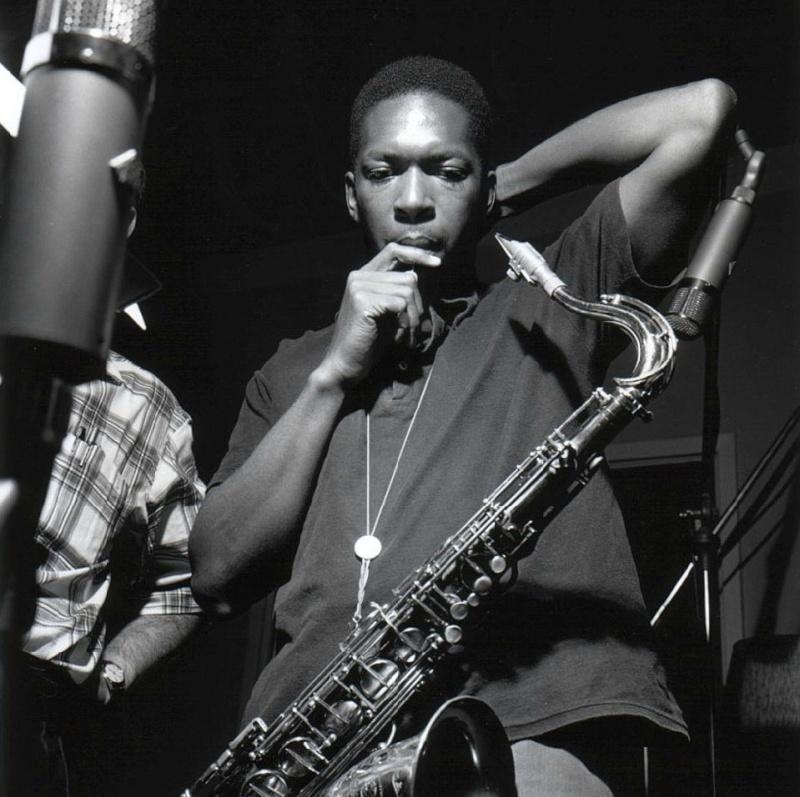John Coltrane en images John-c15
