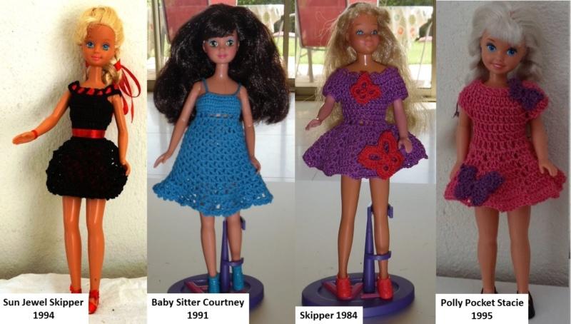 La Famille de Barbie chez Plaminette 211