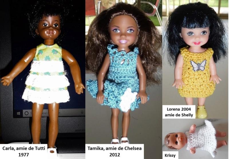 La Famille de Barbie chez Plaminette 310