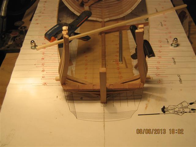 L'AMARANTE corvetta 12 cannoni 1\36 G.DELACROIX - Pagina 3 002_sm15