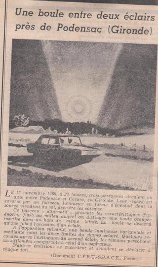 ¨Podensac - Gironde - Le 13 Novembre 1969 210
