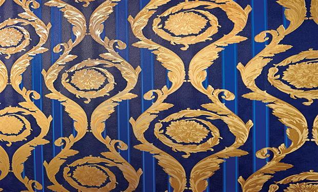 مجموعة جديدة لورق الجدران من فرساتشي Ogc03310