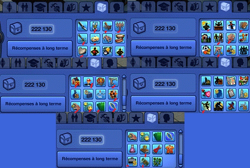Triches et Astuces pour réussir son année universitaire Sims 3 University Sans_t11