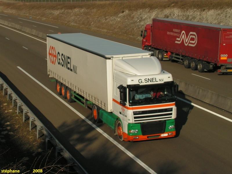 G Snel (Deinze + Ham , Belgique + Weert , Pays Bas) - Page 2 09410