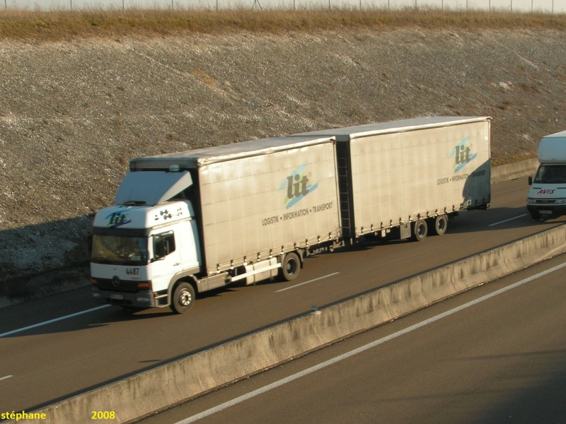 LIT Logistics Information Transport  (Brake) 18910
