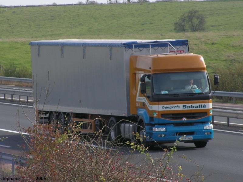Transports Sabatté (Malesherbes, 45) Camio129