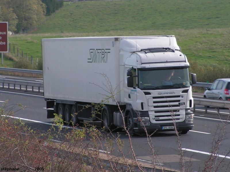 SMTRT (Société Montargoise de Transports Routiers et deTransit) (Vilemandeur) (45) Camio132