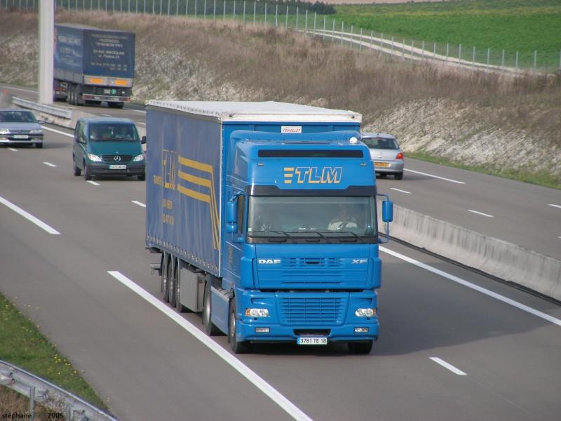 TLM (Transport Logistique Magasinage)(Vierzon, 18) Camio156