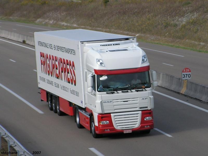 Transports Frigorexpress - Fetransport (Heurne - Oudenaarde)) Camio174