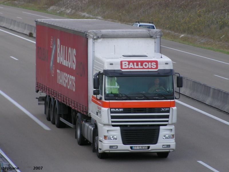 Ballois (Roubaix 59) Camio199