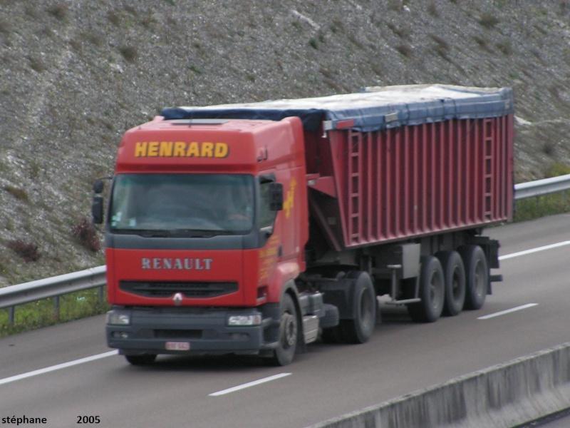 Henrard.(Chimay)(group Op de Beeck) Camion75