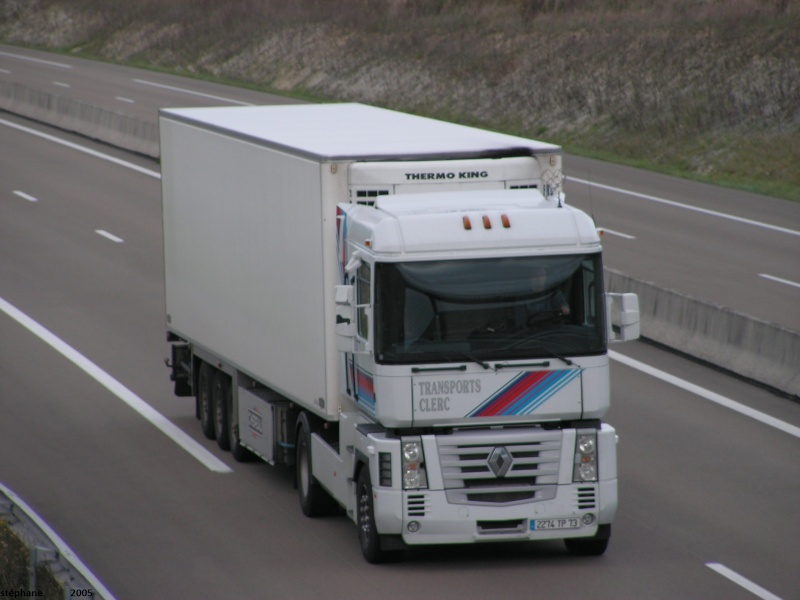 Clerc (St Offenge Dessus) (73) Camion88