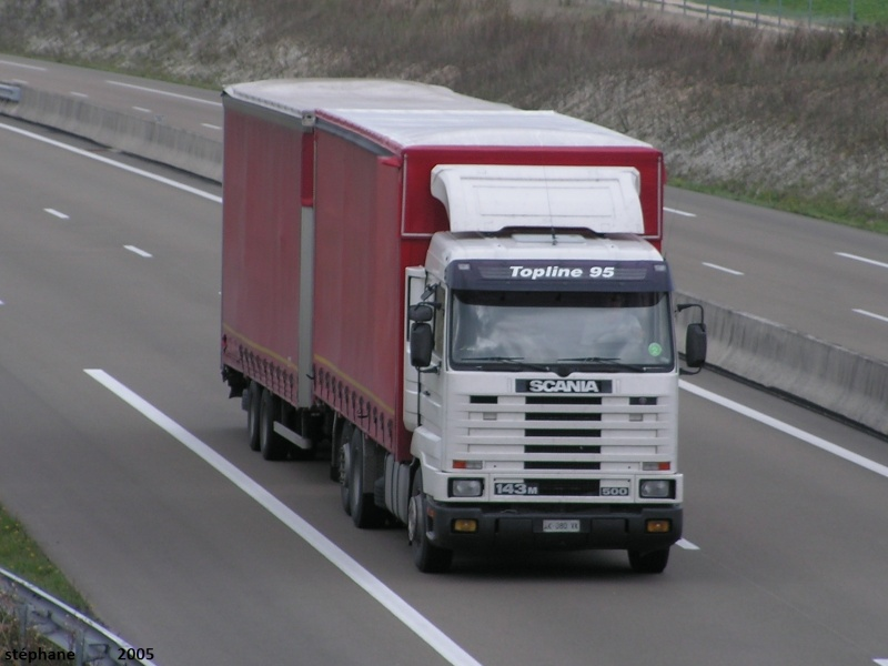 Scania série 112 142 113 143. - Page 2 Camion95