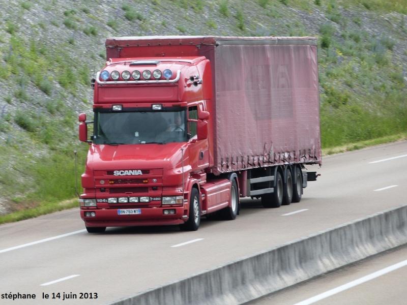 Scania série T (cabine a capot) - Page 8 Le_14122