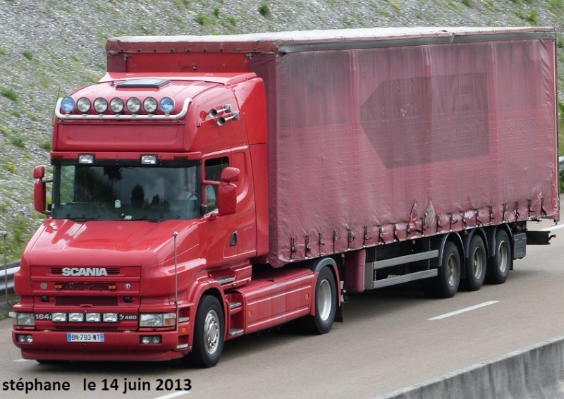 Scania série T (cabine a capot) - Page 8 Le_14123