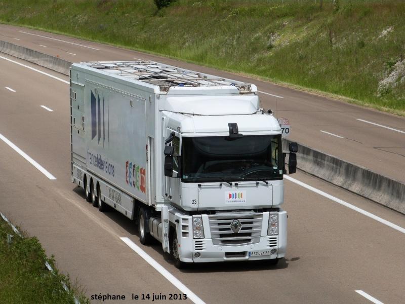 Les camions de la télévision (tous pays) Le_14145