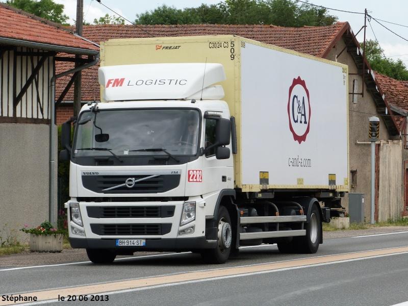 FM Logistic (Faure et Machet Logistic)(Phalsbourg, 57) - Page 3 Le_20111