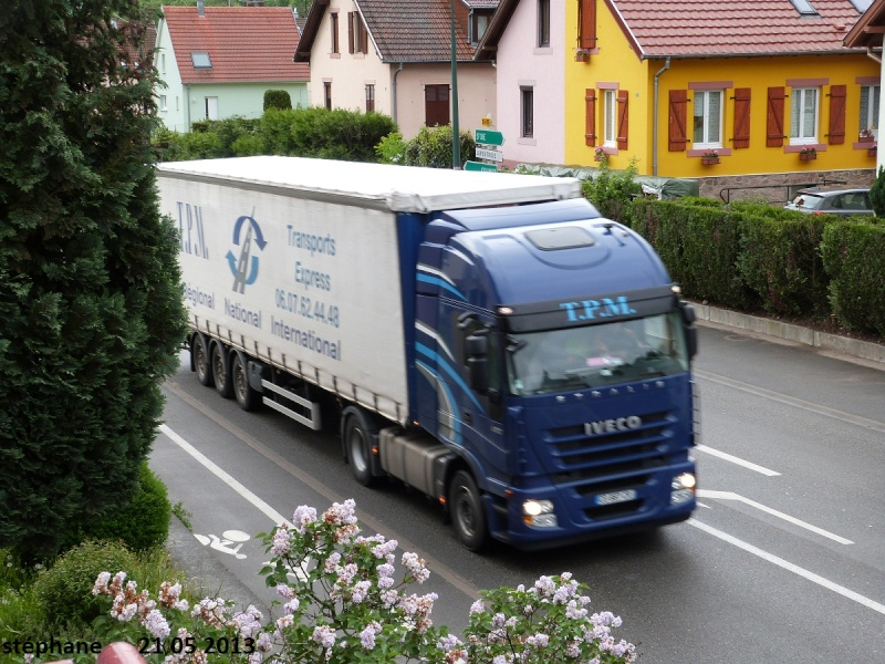 T.P.M (Transports Patrick Metz) (Maennolsheim) (67) Le_21129