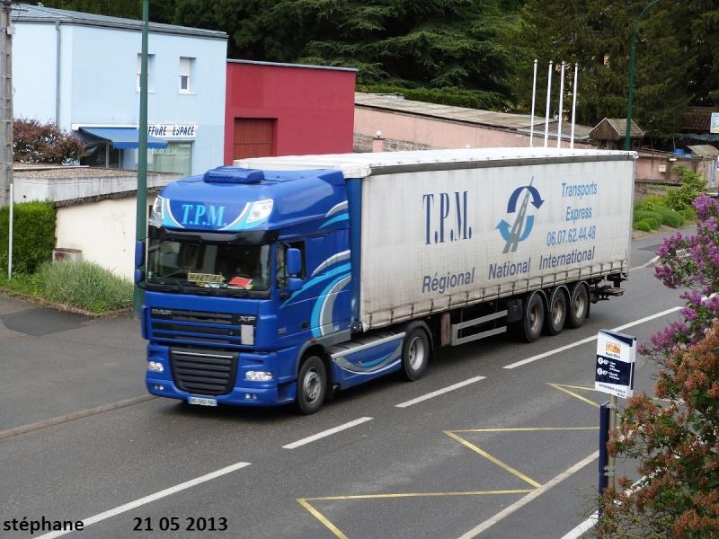 T.P.M (Transports Patrick Metz) (Maennolsheim) (67) Le_21130