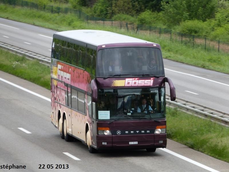 Cars et bus de la Confédération Helvétique  (Suisse) Le_22128