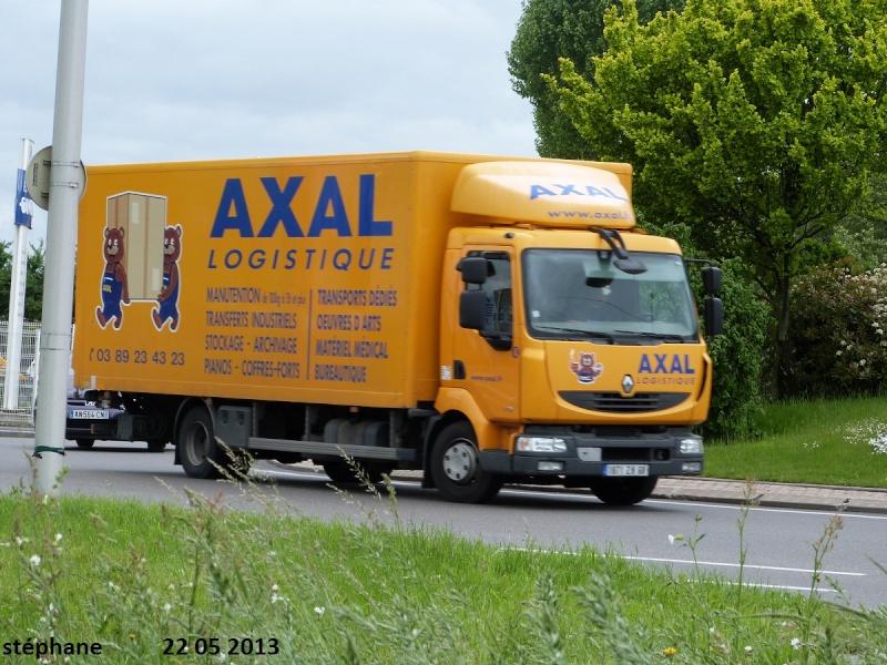 AXAL.(Colmar) (68) Le_22490