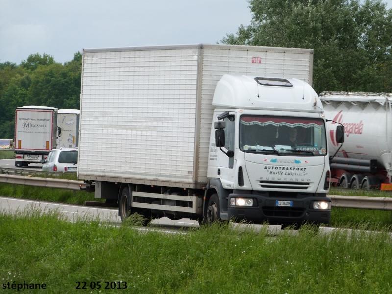 Autotrasporti Basile Luigi  (Bulgarograsso) Le_22510