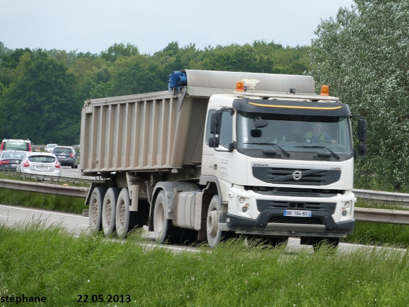 FMX la gamme chantier de Volvo Le_22596