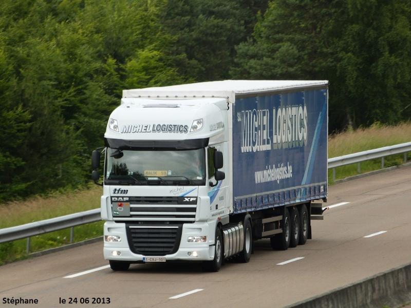 Michel Logistics  (Houdeng-Goegnies) - Page 2 Le_24_18
