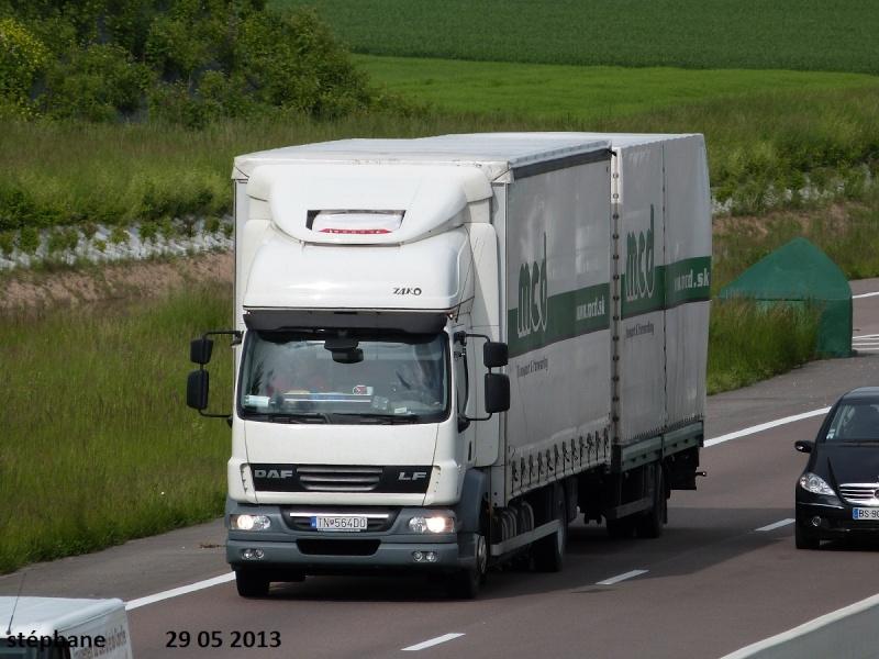 MCD Transport & Forwarding  (Trencin) Le_29_84