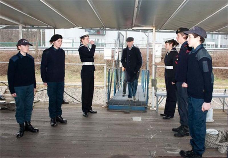 Les cadets de la ville Hasselt sur le Hasselt 471 Willia18